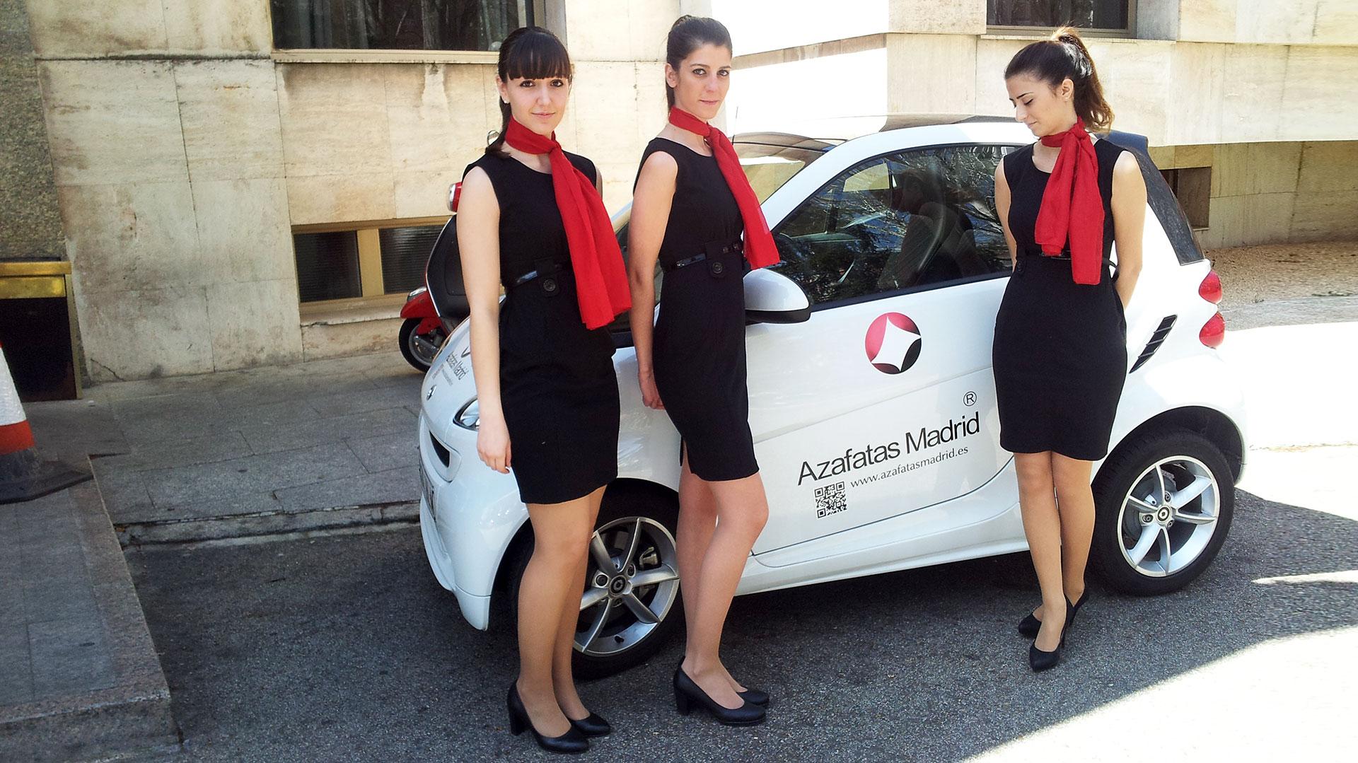 AZAFATAS MADRID ®